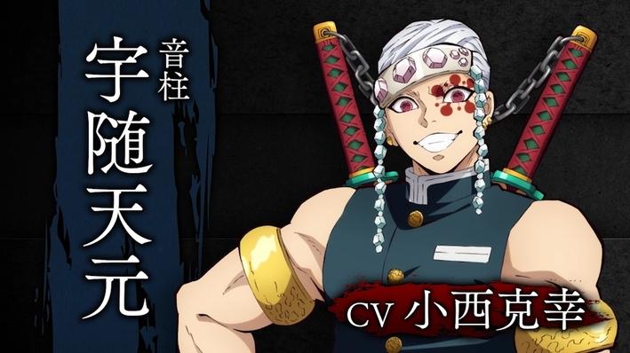 Los 9 Pilares de Demon Slayer: Kimetsu no Yaiba 5
