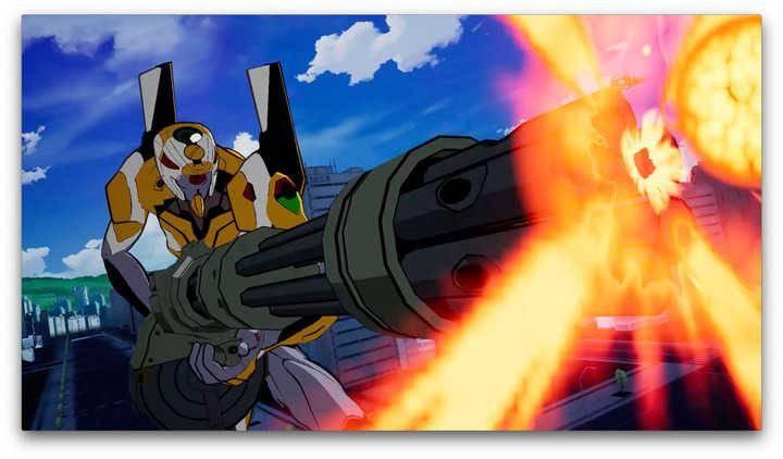 Evangelion Battlefields