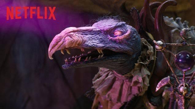 The Dark Crystal: Age of Resistance de Netflix