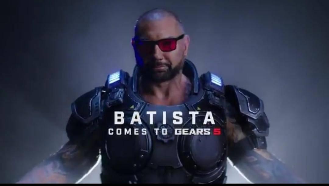 Dave Bautista, Gears 5