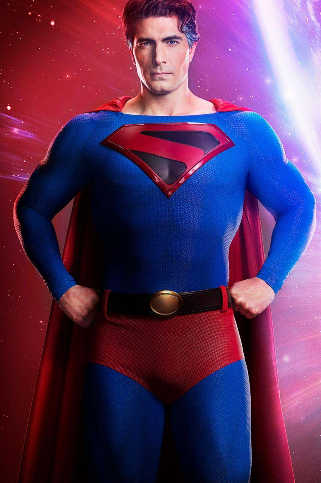 Brandon Routh, Superman, Crisis on Infinite Earths