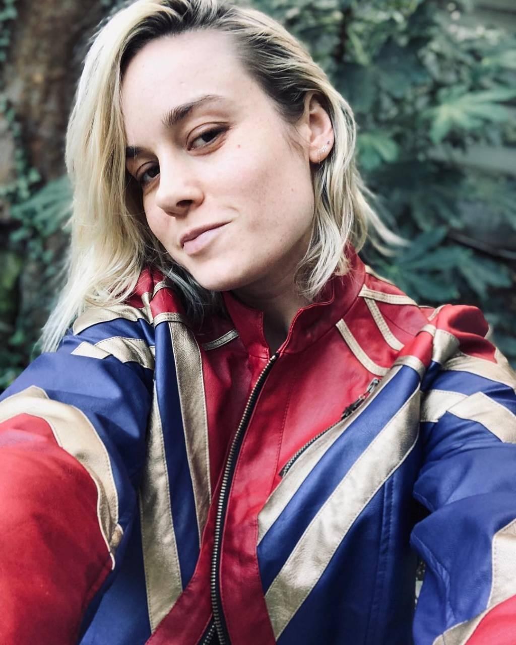 Brie Larson (Capitana Marvel)
