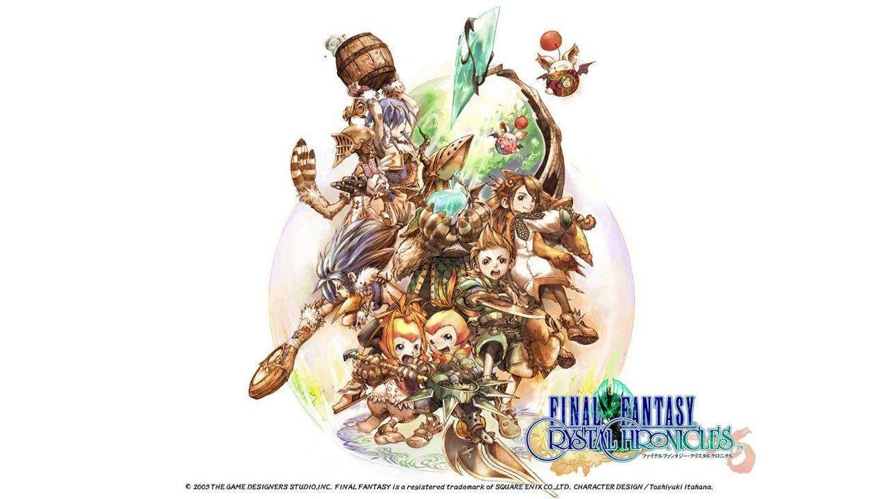 Final Fantasy Crystal Chronicles Edición remasterizada ¡Ya tiene fecha!