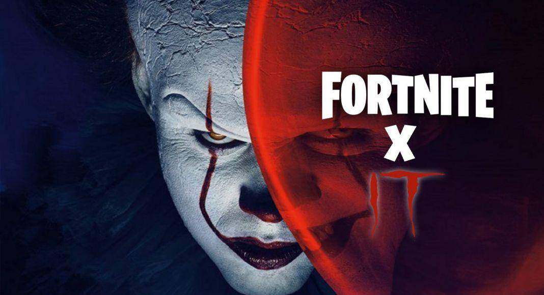 IT, Pennywise, Fortnite
