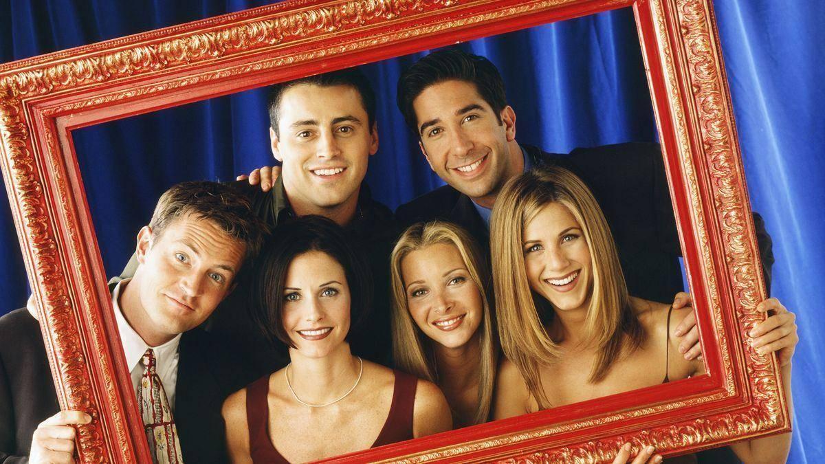 El cast de Friends celebra el 25 aniversario del show