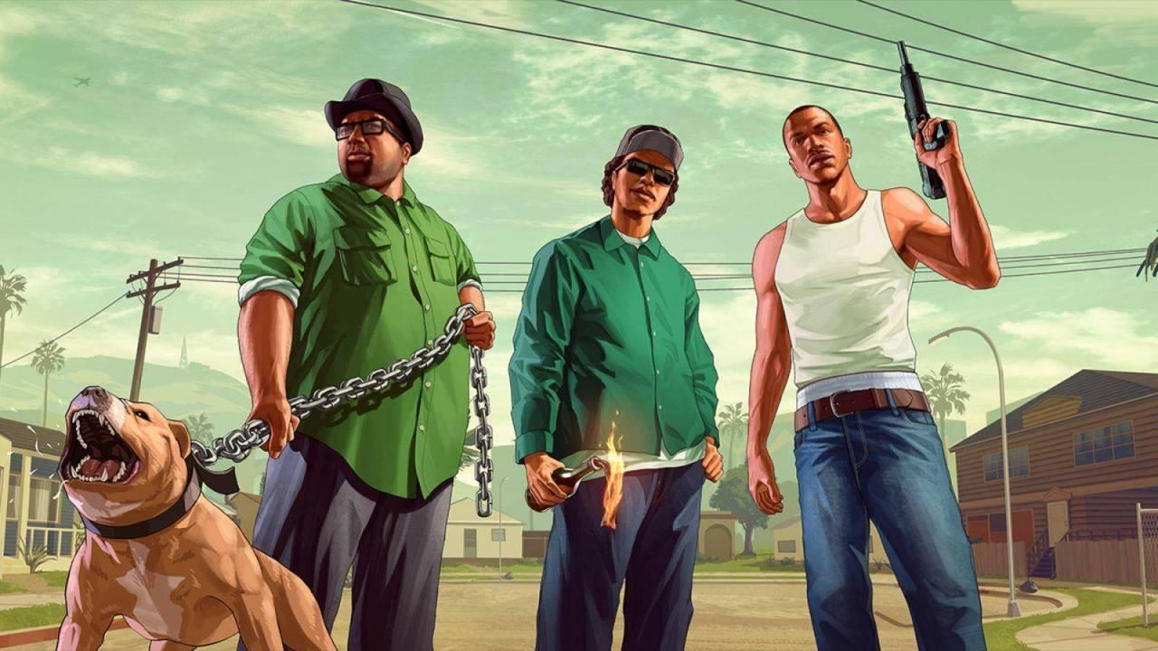 Grand Theft Auto San Andreas Está Gratis Por Tiempo Limitado