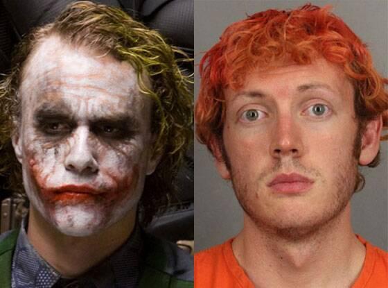 Joker, James Holmes