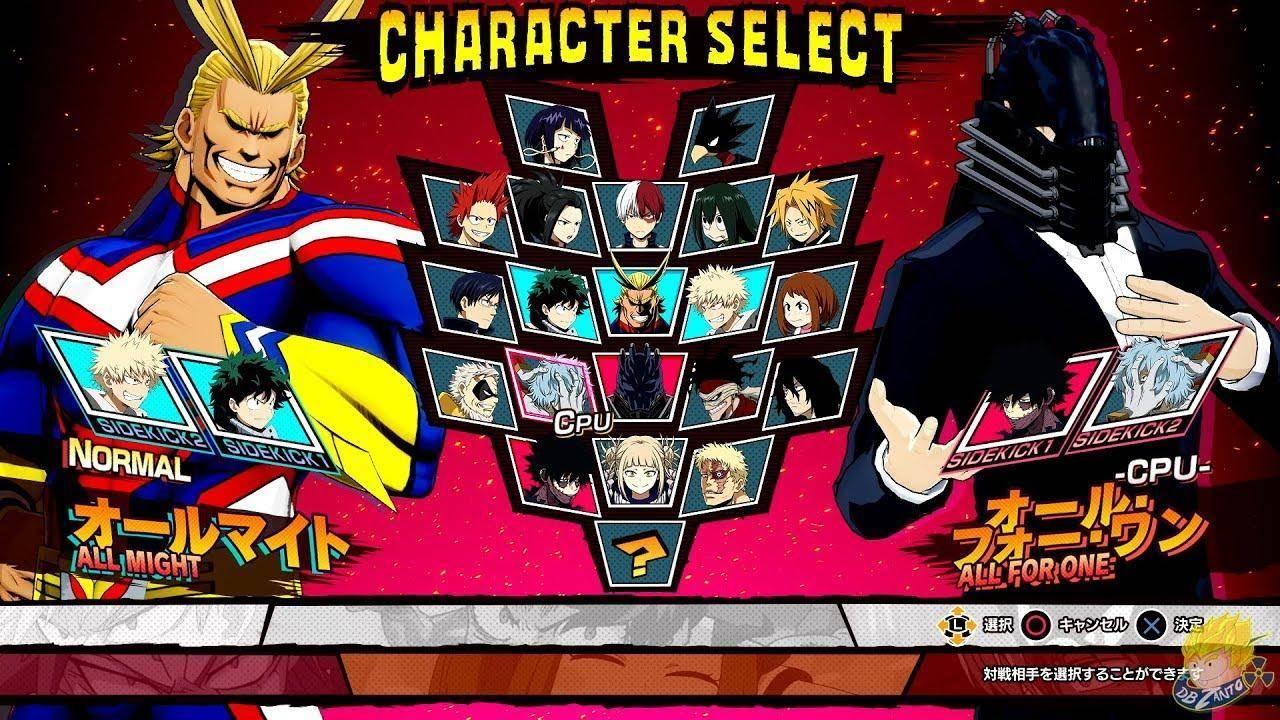 My Hero Academia: My Hero One's Justice