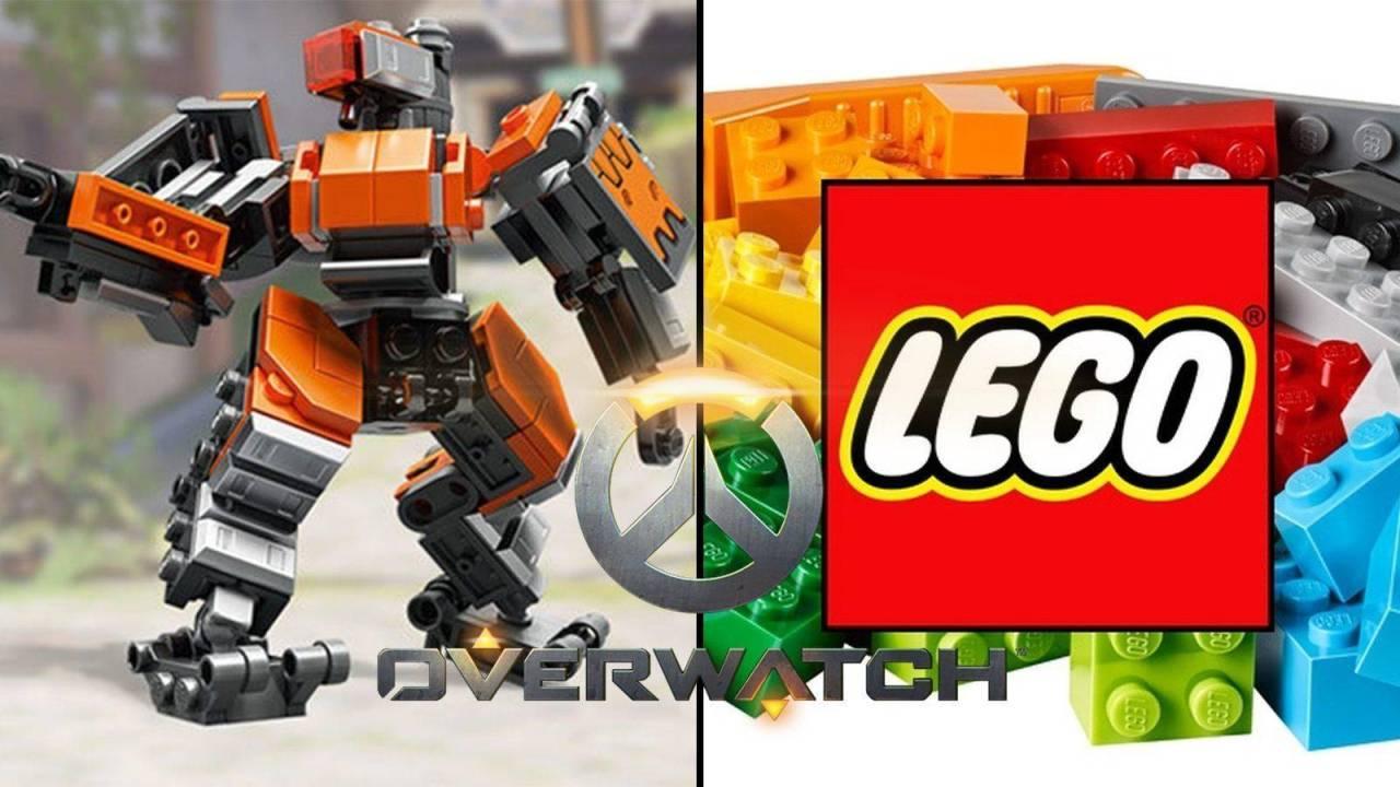 Overwatch tendrá nuevo evento con LEGO