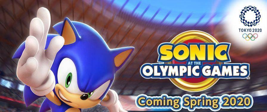 TGS 2019: SEGA muestra el primer tráiler de Sonic at the Olympic Games 2020