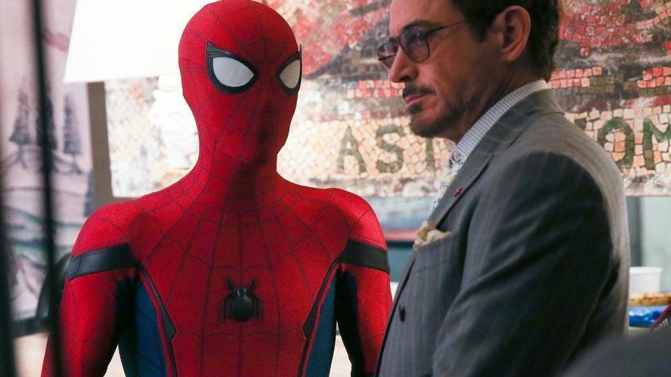 Spider-Man & Iron Man