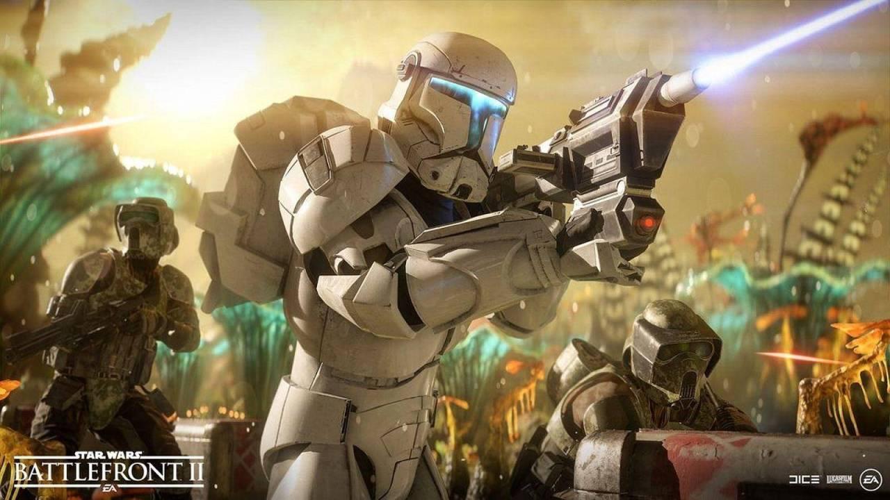 Star Wars: Battlefield II