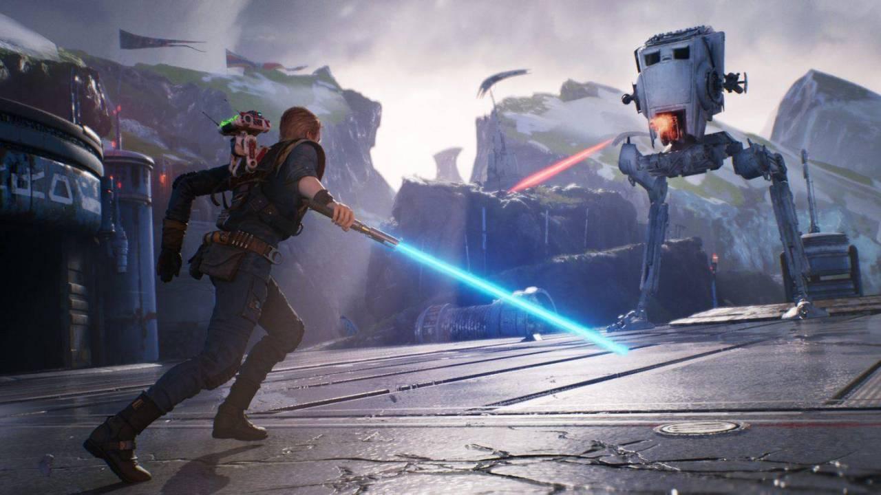 Star Wars Jedi: Fallen Order (Lightsaber)
