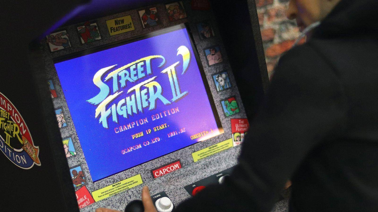 ¡Street Fighter II hacía trampa!