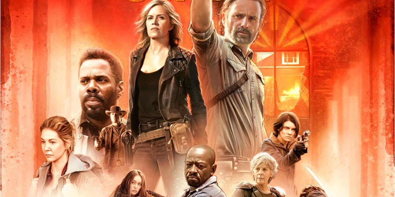 The Walking Dead, Fear the Walking Dead