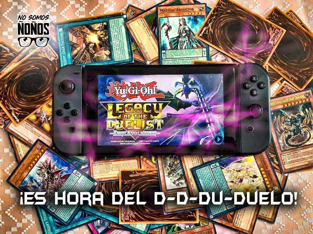 Reseña: Yu-Gi-Oh! Legacy of the Duelist: Link Evolution