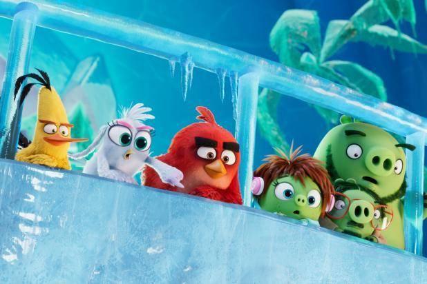 Angry Birds 2 (Equipo Isla Águila)