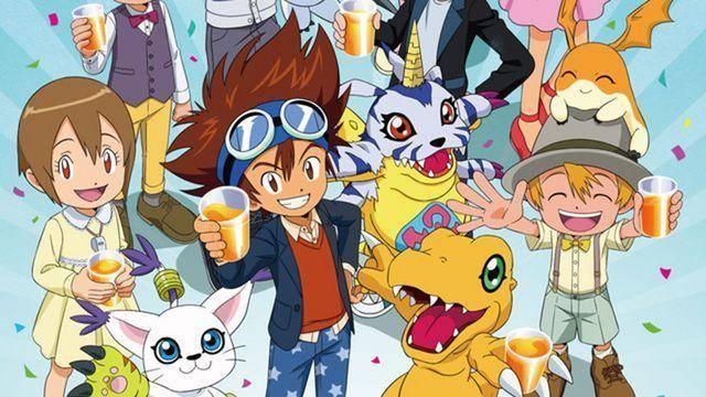 The Digimon Adventure 20th anniversary