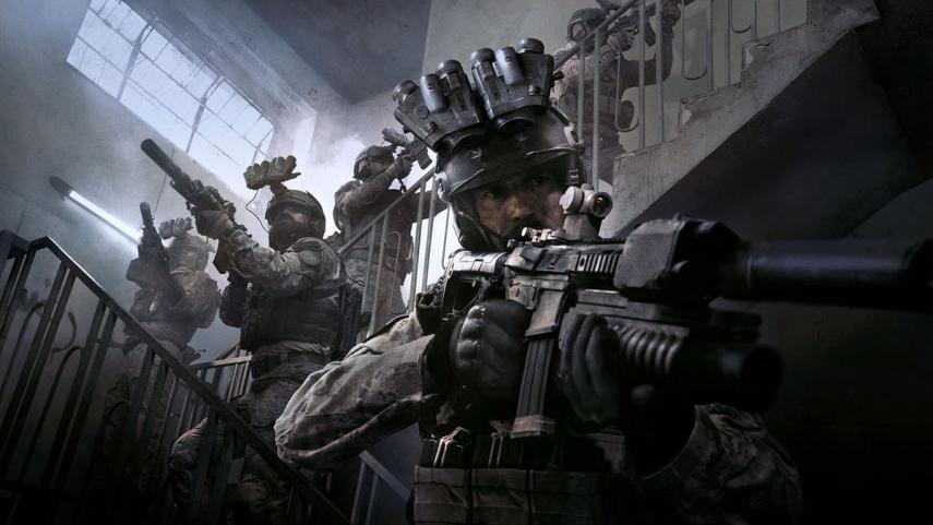 Call of Duty vuelve a la vieja y mejor esencia de la franquicia.