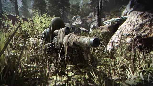 Modern Warfare y sus incontables lugares situados