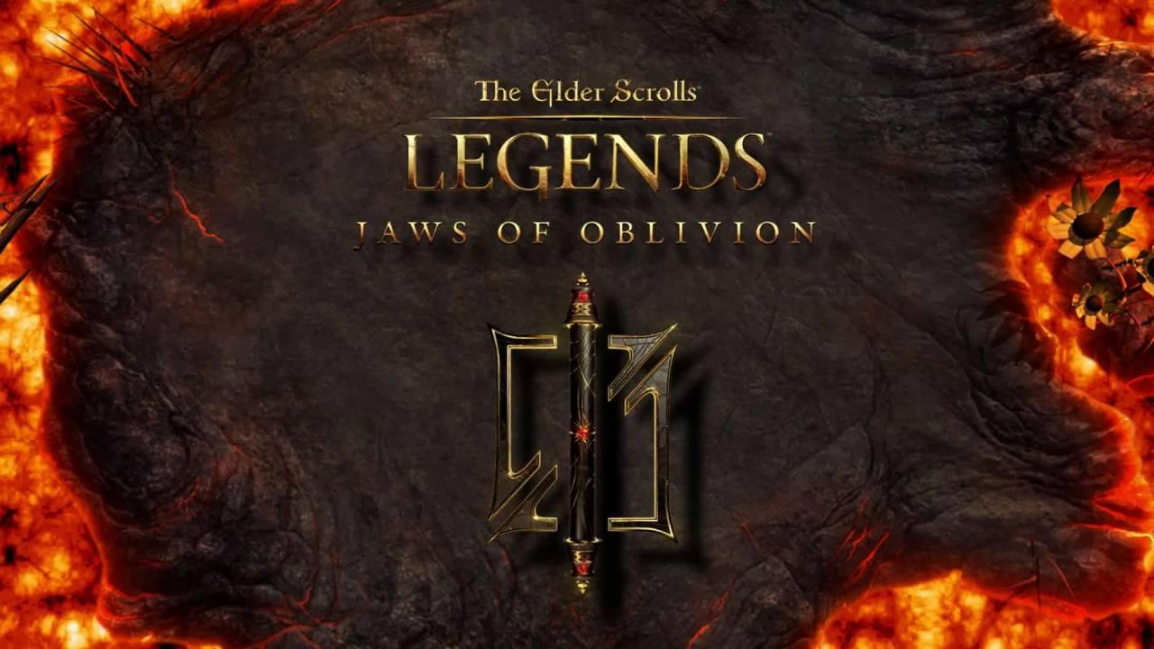 Jaws of Oblivion es la nueva expansión de The Elder Scrolls Legends