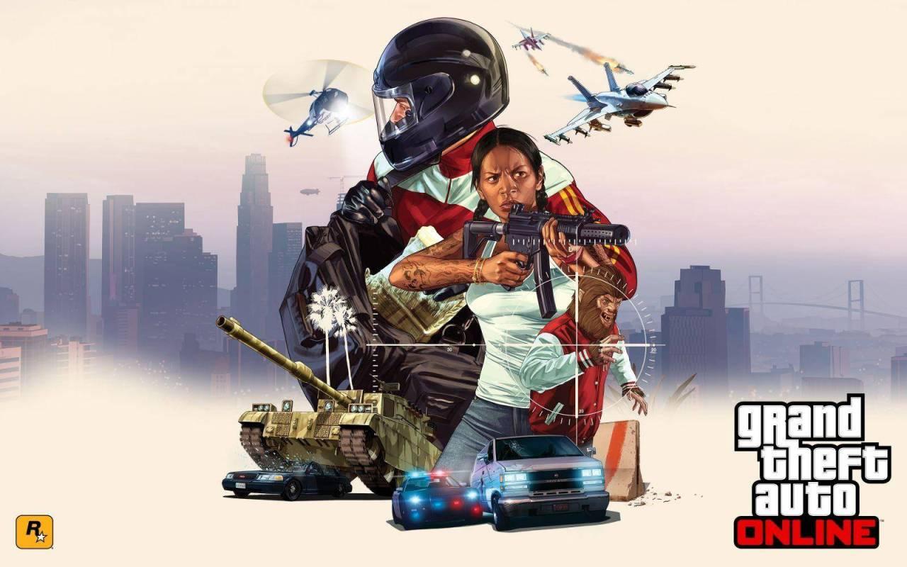 Muscle Car Bravado y mucho más llegan a GTA Online