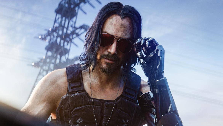 No habrá romance con Keanu Reeves en Cyberpunk 2077