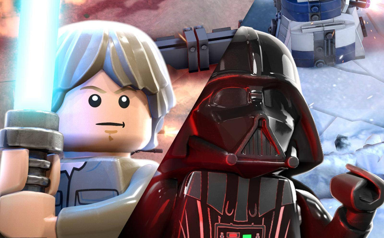 Se anuncia LEGO Star Wars Battles