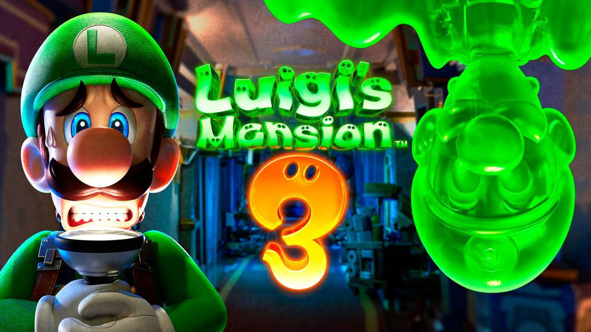 luigis mansion 3 multijugador