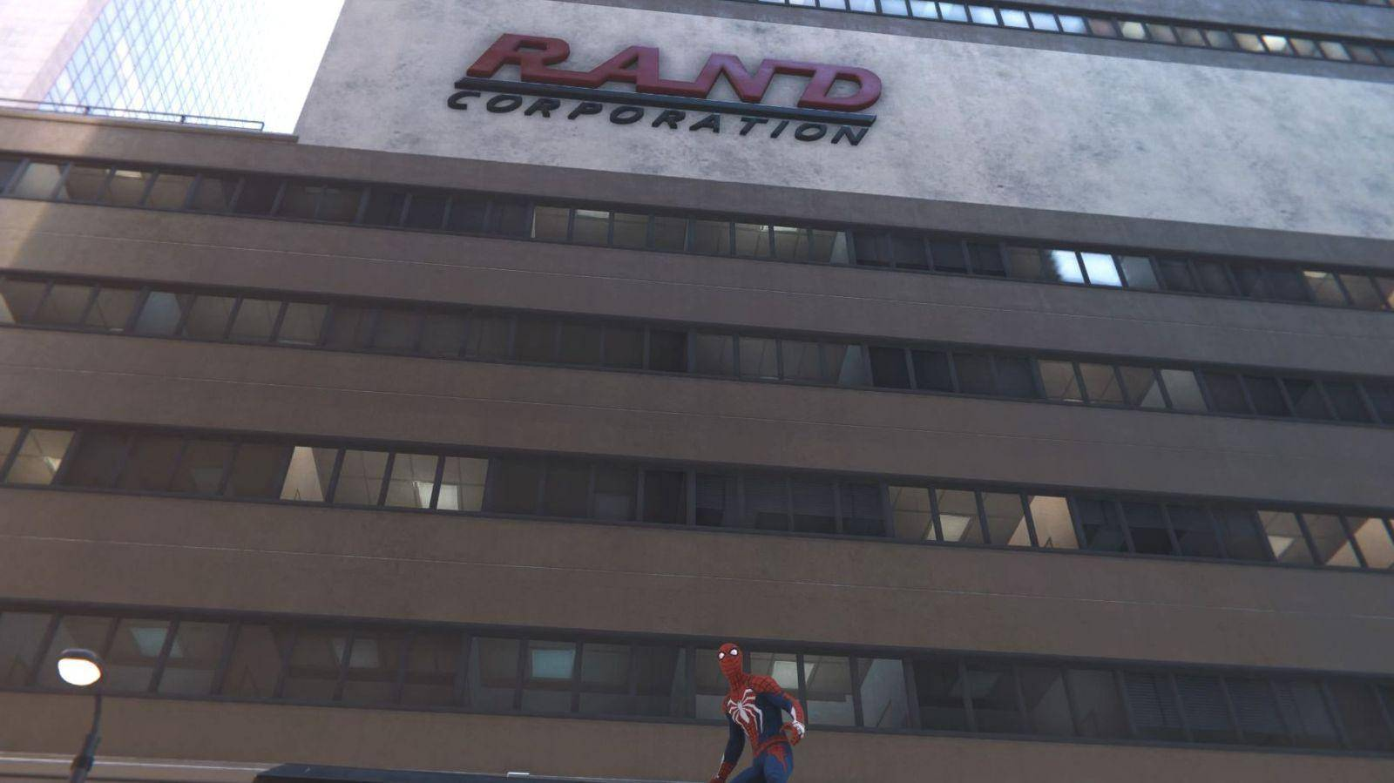 Rand Corporation (Iron Fist)