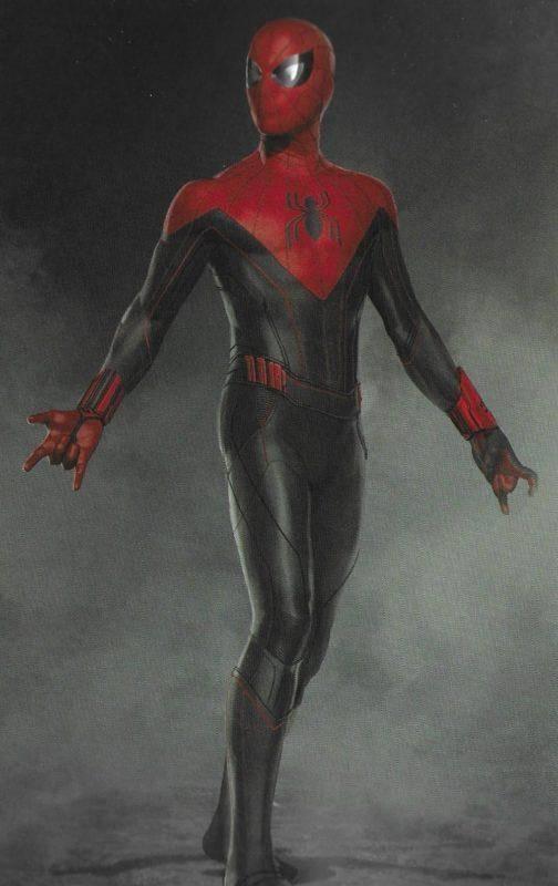 Spider-Man: Lejos de casa, se muestran nuevos artes conceptuales 1