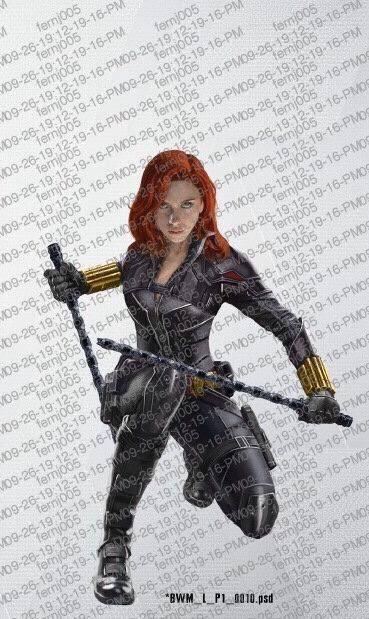 Natasha Romanoff Taskmaster (Black Widow)