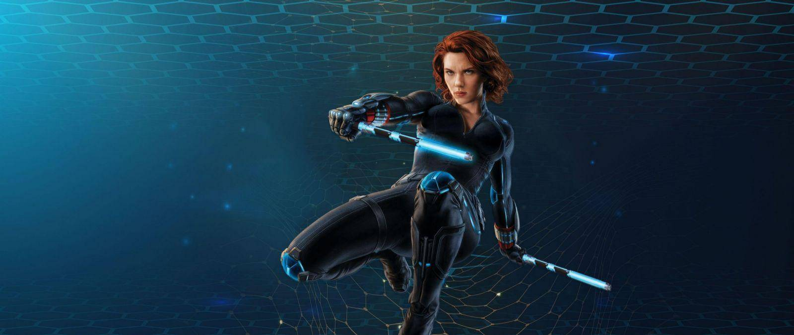 Black Widow (Póster)