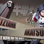 Akatsuki Blitzkampf BlazBlue Cross Tag Battle