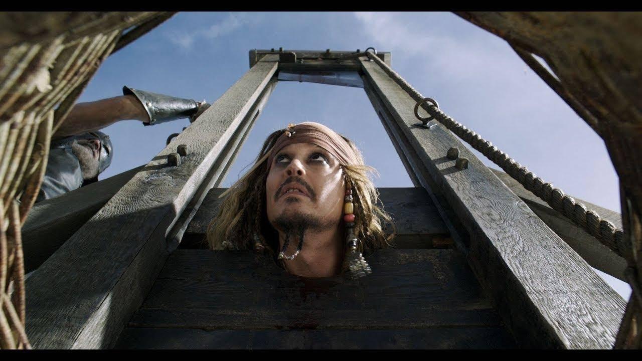 Creador de Chernobyl trabaja en reboot de Piratas del Caribe