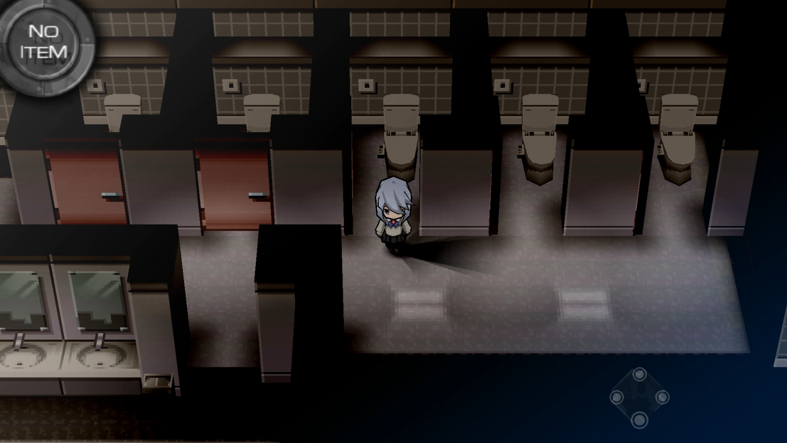 Corpse Party 2: Dead Patient (Ayami Hospital)