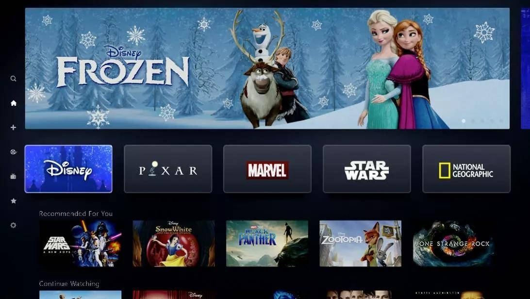 Disney Plus (Póster)