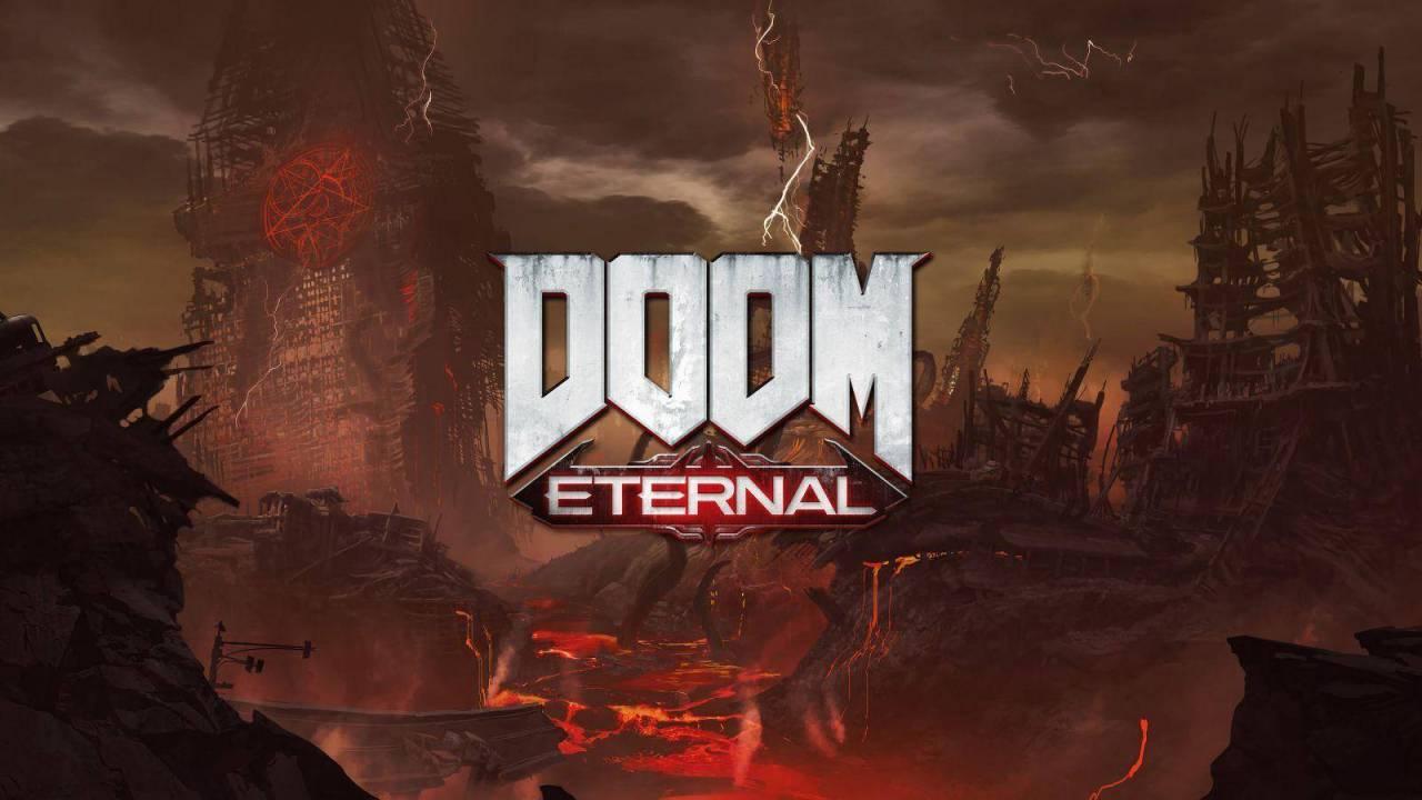 Doom Eternal (Póster)