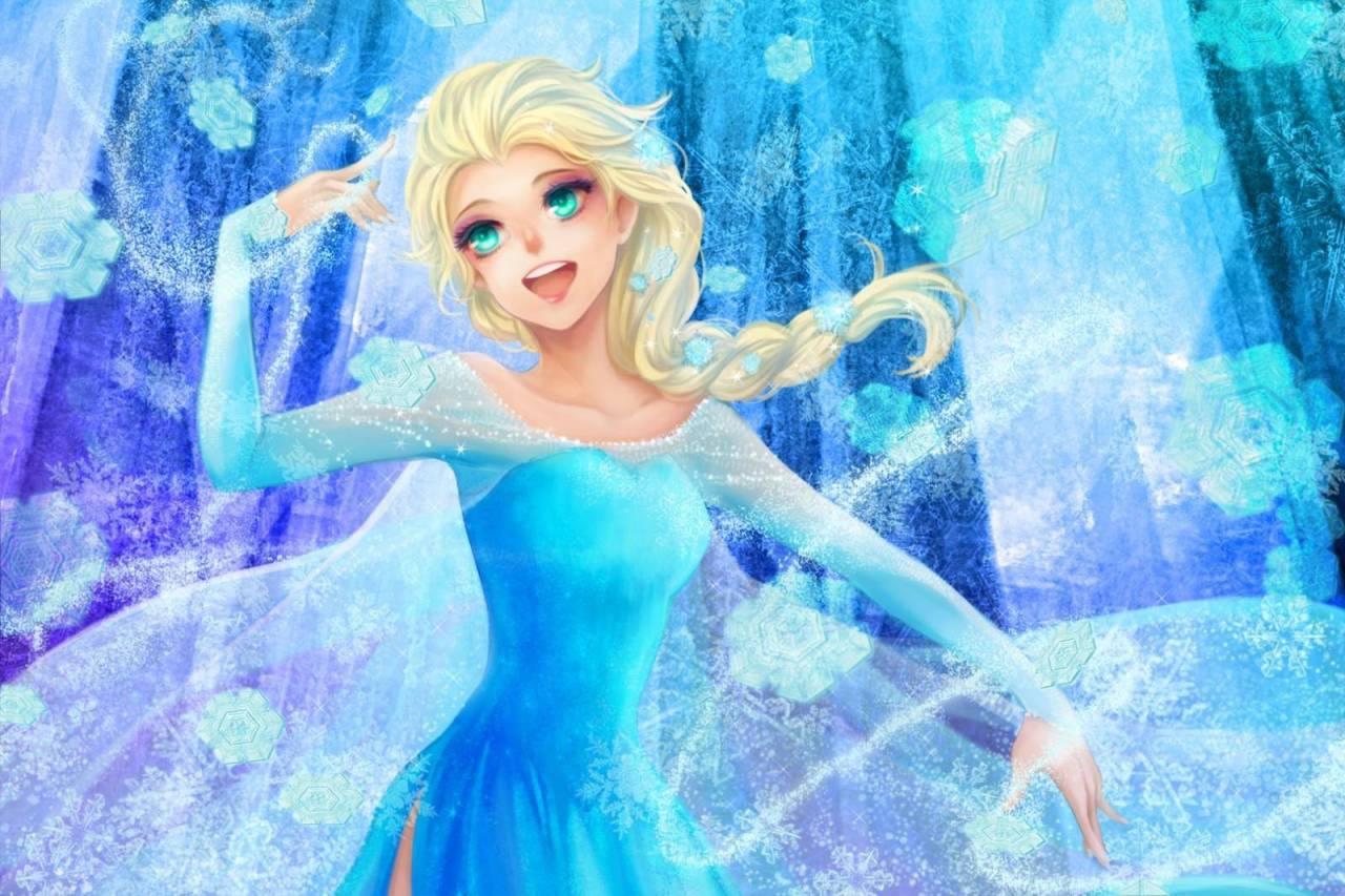 Frozen tendrá adaptación al manga