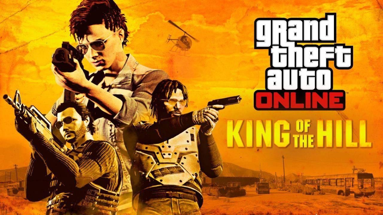 GTA Online: Llegan el Ocelot Jugular y el modo «Rey de la Colina»