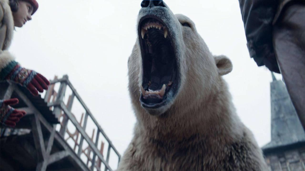 His Dark Materials (Bear)