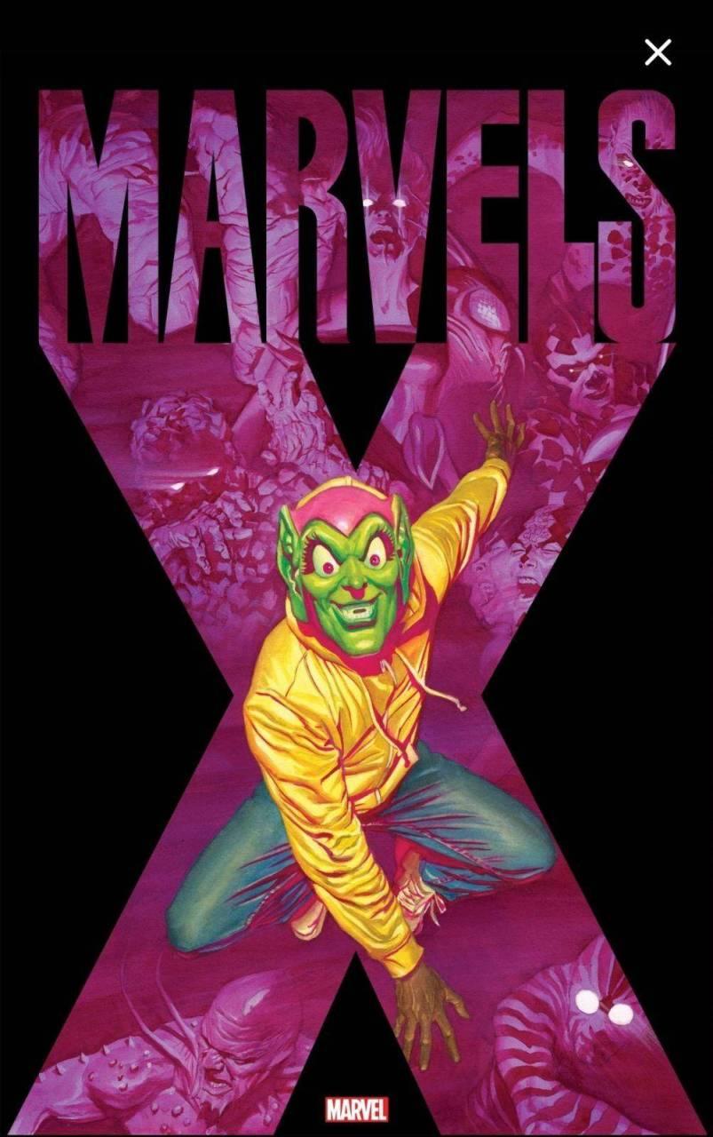 Marvel X NYCC