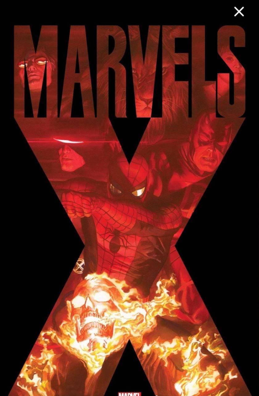 Marvel X #2