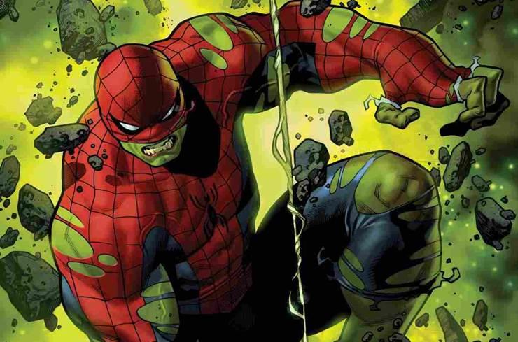 Peter Parker se convertirá en el asombroso Spider-Hulk en 2020