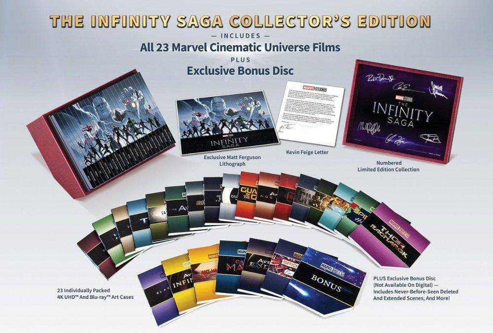 Marvel Studios Infinity Saga (Collector's Edition)