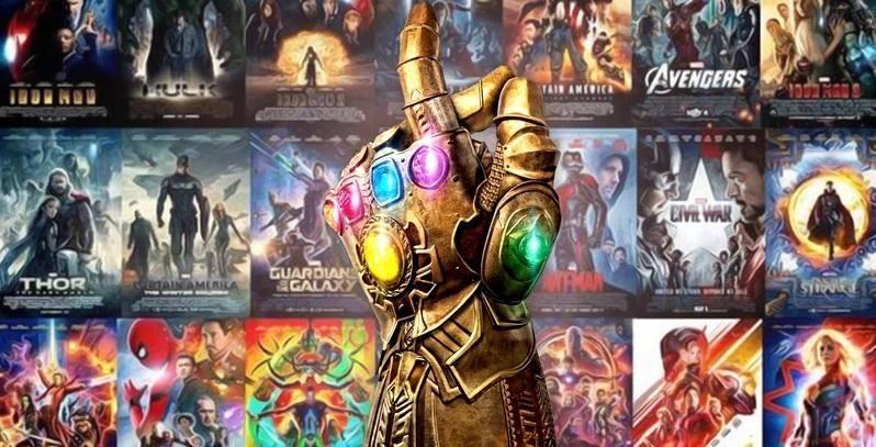Marvel Studios Infinity Saga (Gauntlet)