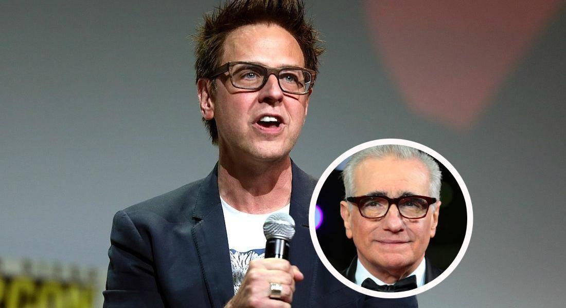 Películas Marvel (James Gunn & Martin Scorsese)