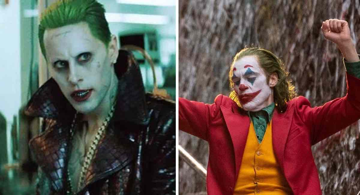 Jared Leto molesto por el Joker de Joaquin Phoenix