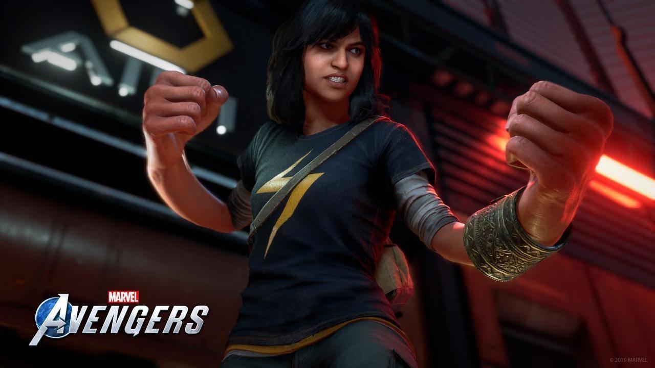 Marvel Avengers Ms. Marvel