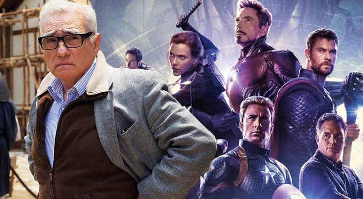 Martin Scorsese (Marvel)